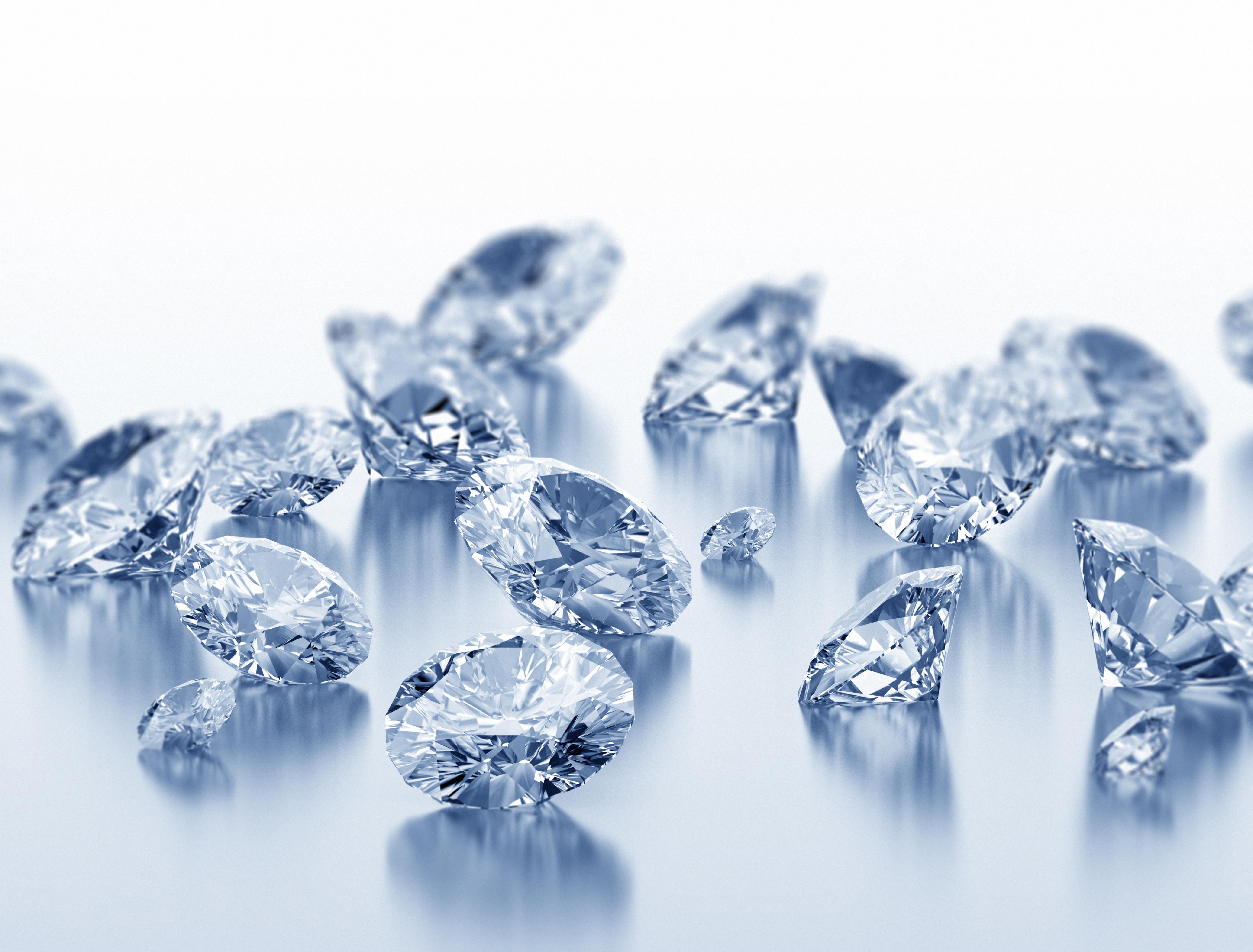 Diamond Cremation Jewelry