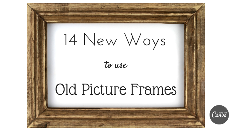 Old picture frame ideas Organizer 14 New Ways To Use Old Picture Frames Alltopcom 14 New Ways To Use Old Picture Frames Alltop Viral