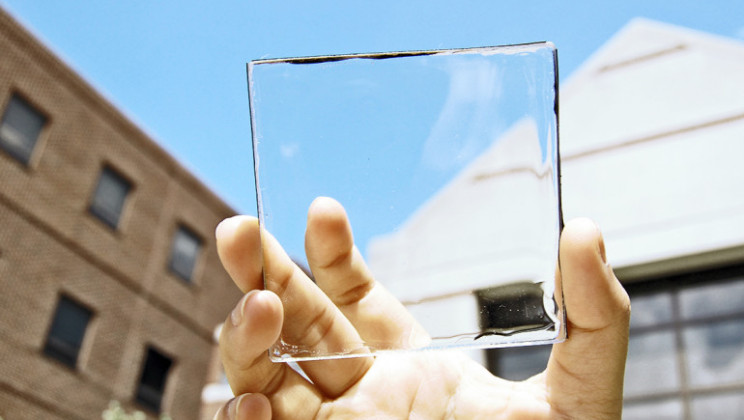 Clear Solar Panels May Boost Attraction Of Solar Energy