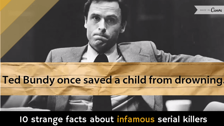 10 strange facts about infamous serial killers [video