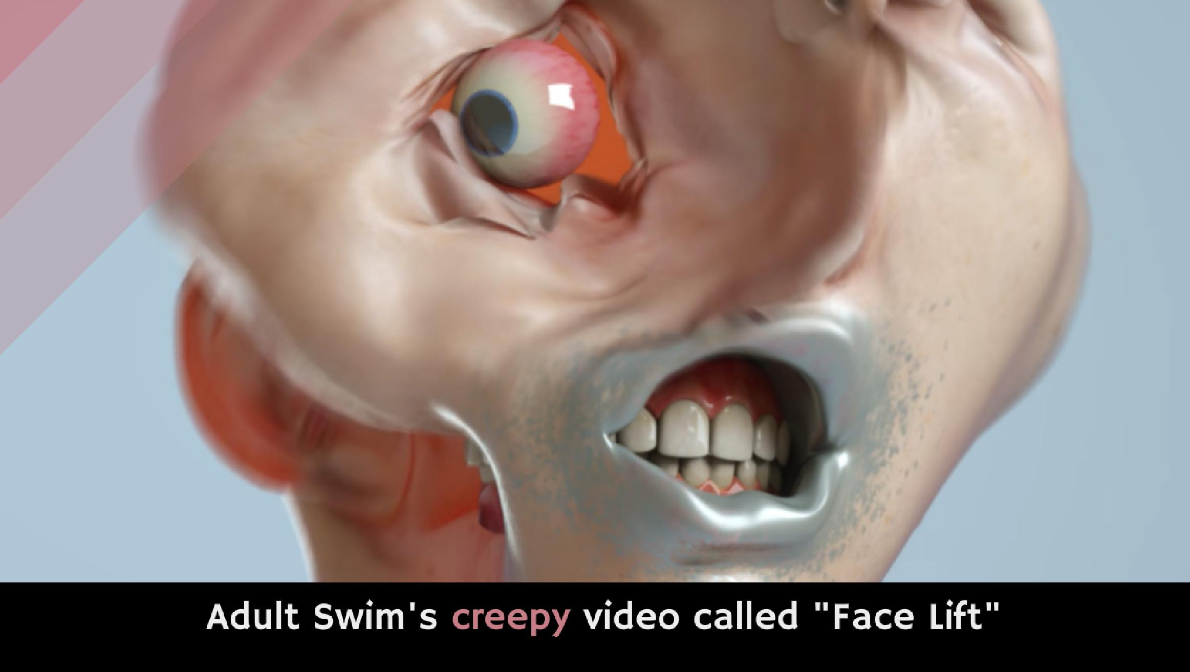 Adult Swim Creepy Video Called-9650