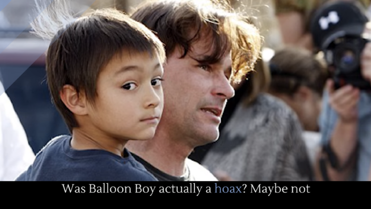 Balloon boy hoax
