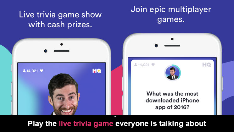 hq trivia how to win