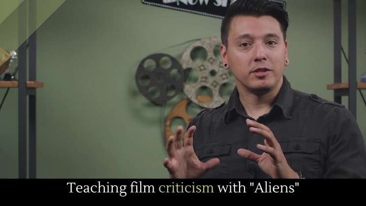 Teaching Film Criticism With Aliens Alltop Viral
