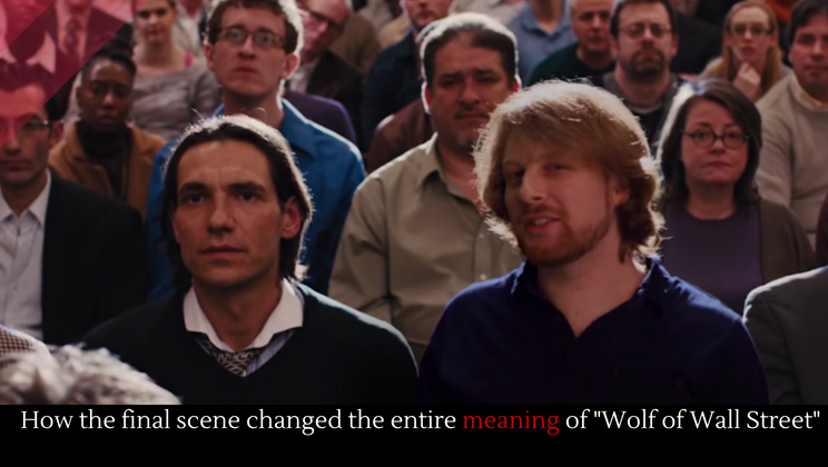 How the final scene changed the entire meaning of