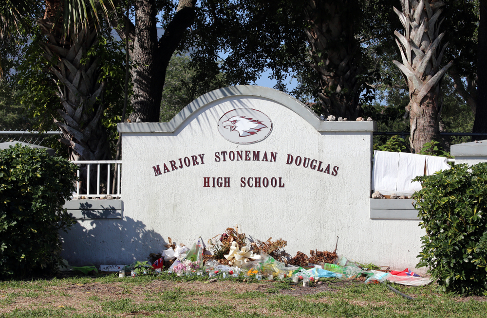 Marjory Stoneman Douglas High School Shooting Anniversary