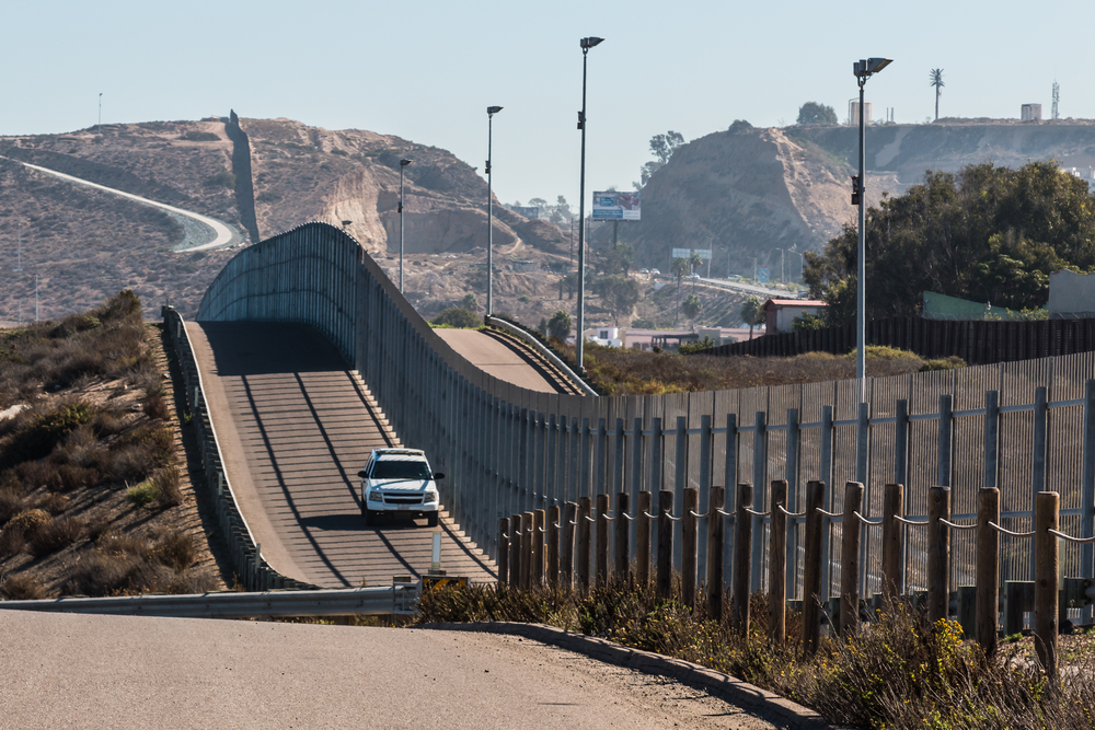 Possible Deal for US Border