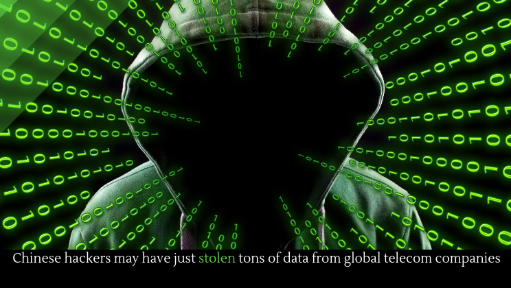 Chinese hackers may have just stolen tons of data from